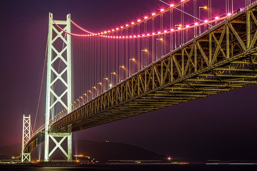 明石海峡大橋から最も近い宿泊施設